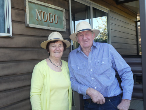 Graham & Shirley Foster