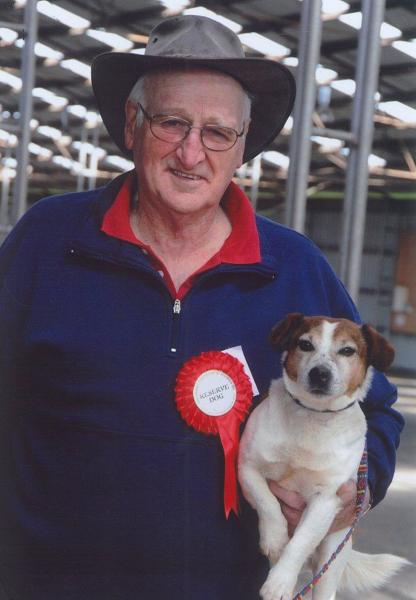 Gordon Nolte and Pinebark Buster